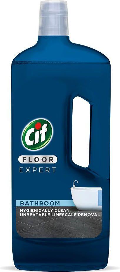 Cif Ciffloor Expert Płyn Do Mycia Podłóg łazienka 750ml Id Produktu 5307828