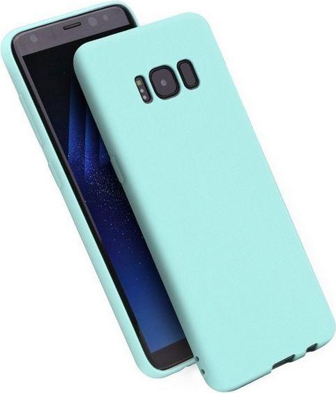 Etui Candy Samsung A6 Plus 2018 niebiesk i/blue 1