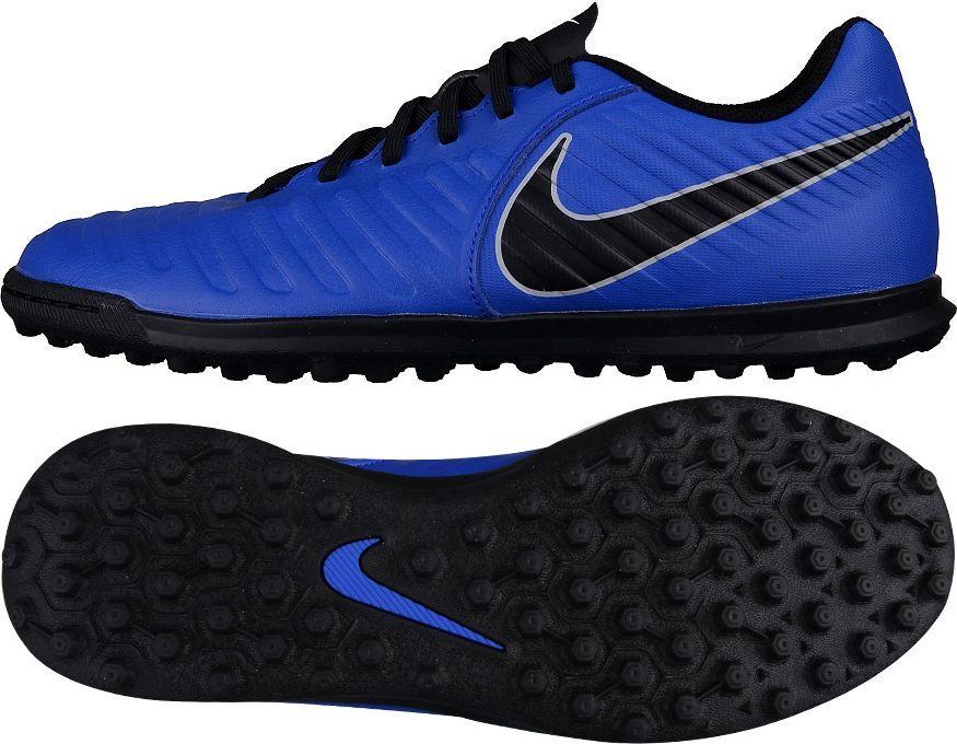 newest 48281 29b9f Nike Buty piłkarskie Tiempo LegendX 7 Club TF niebieskie r. 43 (AH7248 400)  w Sklep-presto.pl