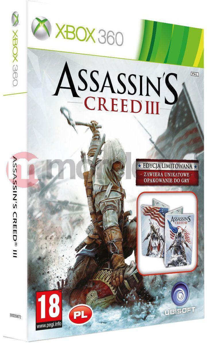 assassins creed 3 jak podłączyć źródło zasilania
