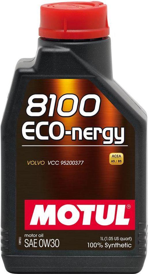 Olej silnikowy Motul 8100 Eco-Nergy syntetyczny 0W-30 1L 1