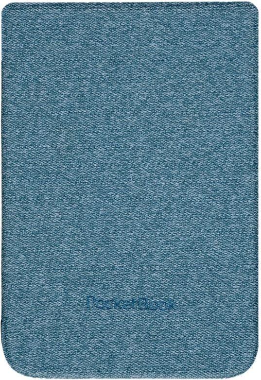 """Pokrowiec PocketBook Shell 6"""" niebieskie (WPUC-627-S-BG) 1"""