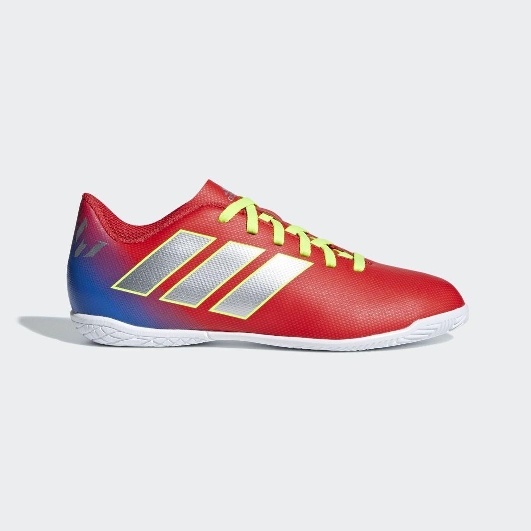 Kurtka adidas Messi Performance Czarno czerwona