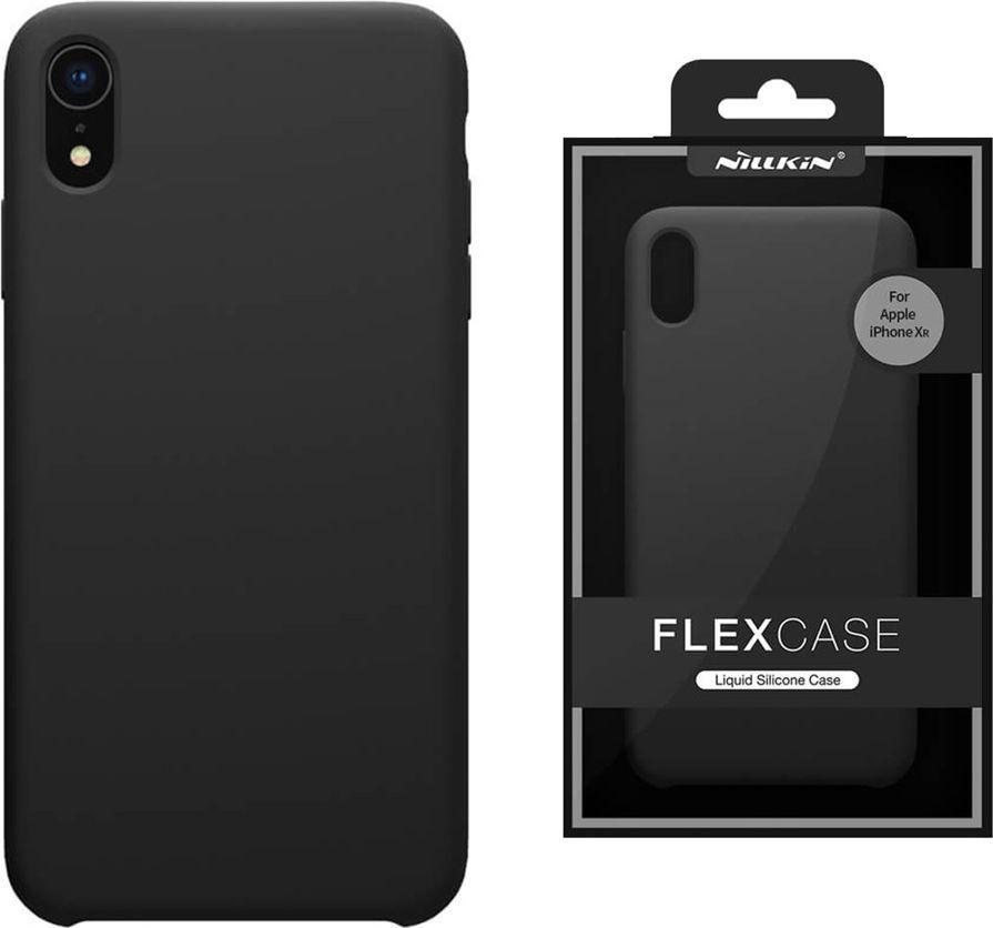 Nillkin Etui Nillkin Flex Pure Apple iPhone XR - Black 1