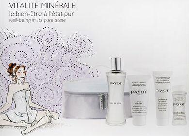 Payot Vitalite Minerale Eau de Soin 100ml + Douche Minerale 50ml + Gommage Mineral 25ml + Huile Lactee Minerale 50ml 1