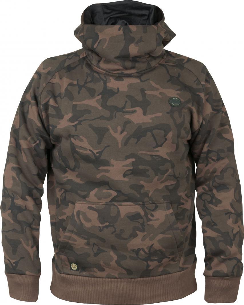 Hoody All Sizes FOX Chunk NEW Camo Dark Khaki Track Hoodie