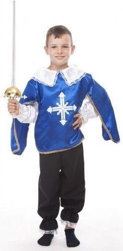 f83caabb2814ac Aster Muszkieter granatowy - kostium dla dzieci w Hulahop.pl