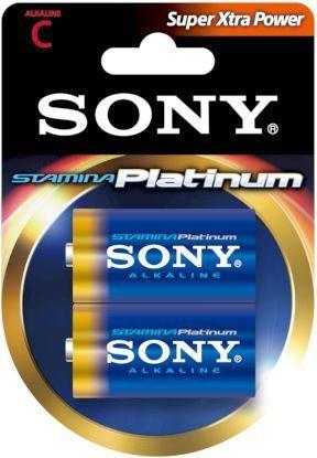 Sony Bateria Stamina Platinum C / R14 2szt. 1