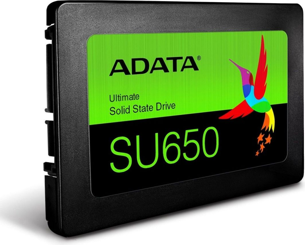 "Dysk SSD ADATA Ultimate SU650 480 GB 2.5"" SATA III (ASU650SS-480GT-R) 1"