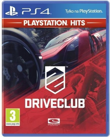Driveclub PS4 1