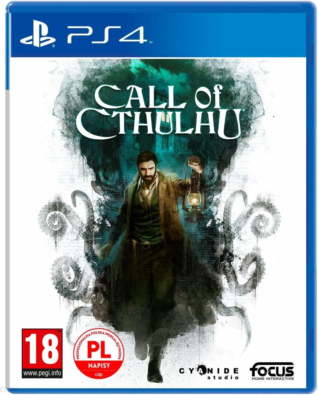 Call of Cthuluh PS4 1