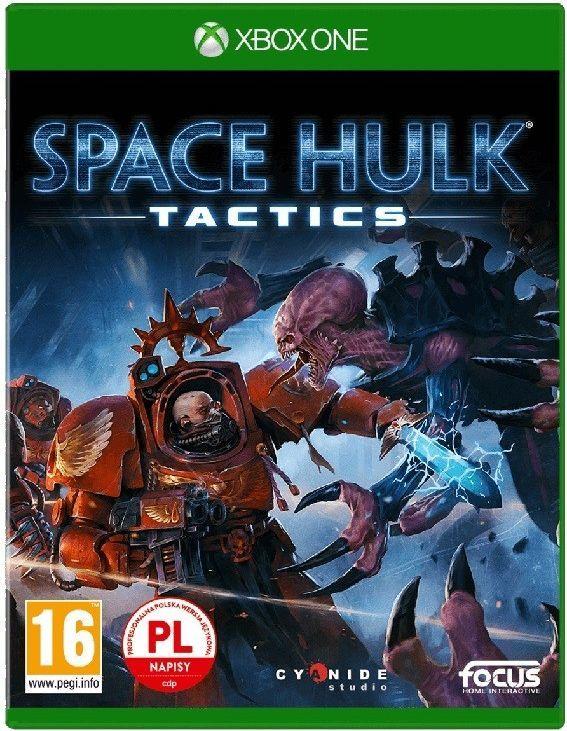 Space Hulk Tactics Xbox One 1