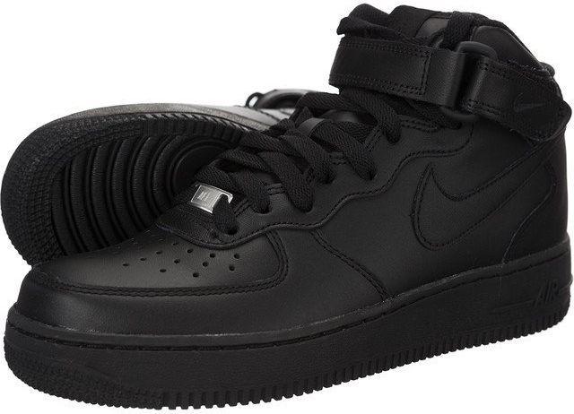 Nike Air Force 1 MID 36 czarne