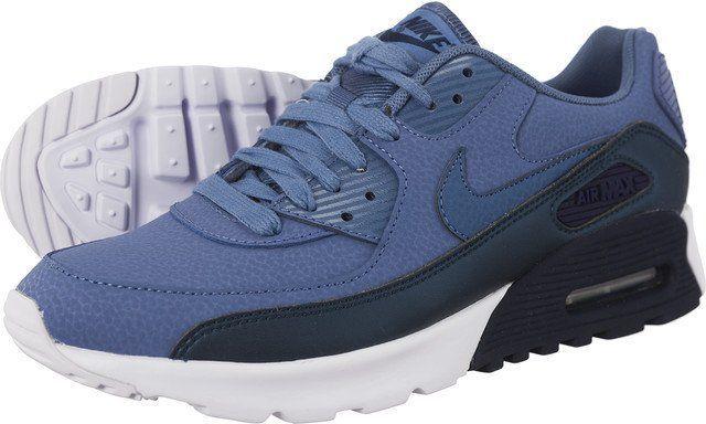 Nike Buty damskie Air Max 90 Ultra SE niebieskie r. 36 (859523 400) ID produktu: 5328487