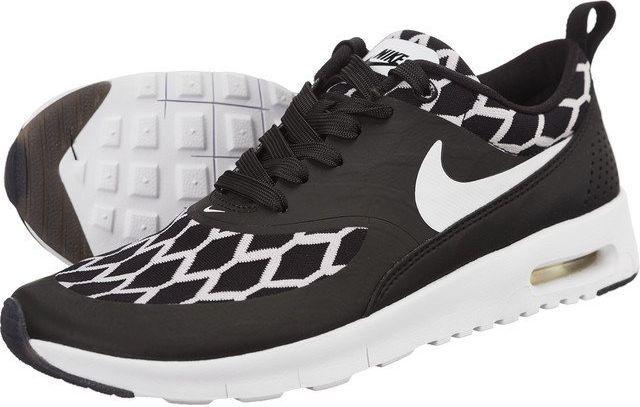 baa87192 Nike Buty uniseks Air Max Thea SE GS czarne r. 36 (820244-005) w Sklep -presto.pl
