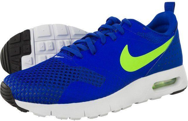 Buty Dziecięce Nike Air Max Tavas BR GS 431 niebieski