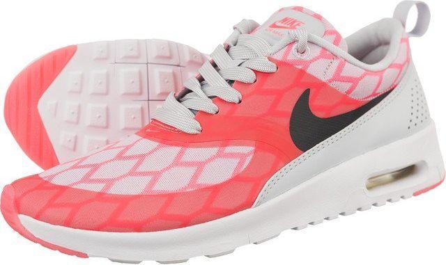fc64dd8a Nike Buty damskie Air Max Thea SE GS różowe r. 36.5 (820244-006) w Sklep -presto.pl