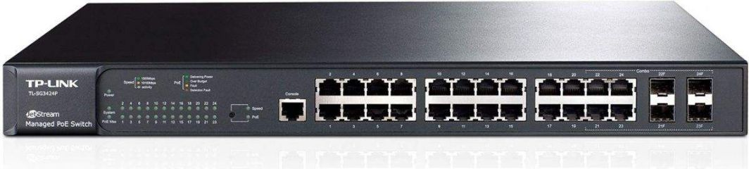Switch TP-Link TL-SG3424P 1