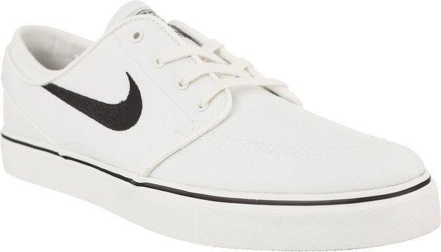 buty nike stefan janoski meskie białe