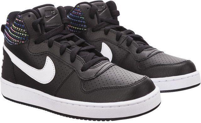 5670be2363c568 Nike Buty damskie Court Borough Mid SE GS czarne r. 38 (918340-005) w  Sklep-presto.pl
