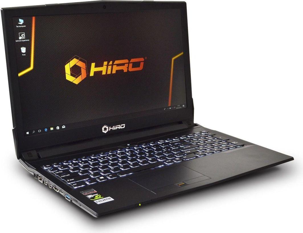 Laptop Hiro 850EJ H09 (NBCN850EJ1-H09 NTT) 1