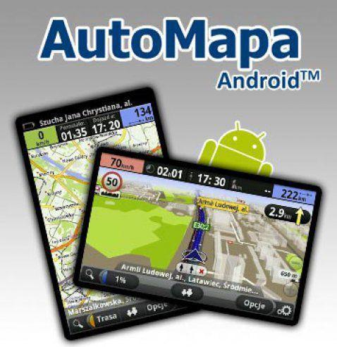 Automapa For Android 7 Dniowa Licencja Czasowa Automapa Europe W