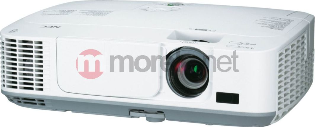 Projektor NEC lampowy 1280 x 800px 3100lm 3LCD  1