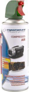 Esperanza Sprężone powietrze do usuwania kurzu 400 ml (ES120) 1