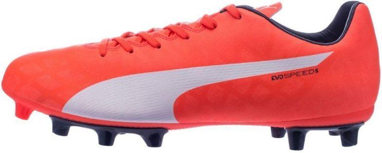 Puma Buty piłkarskie evoSPEED 5.4 FG M czerwone r. 44 (10328601) ID produktu: 5335830