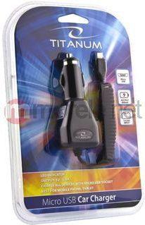 Ładowarka Esperanza samochodowa Micro-USB - (TZ102) 1