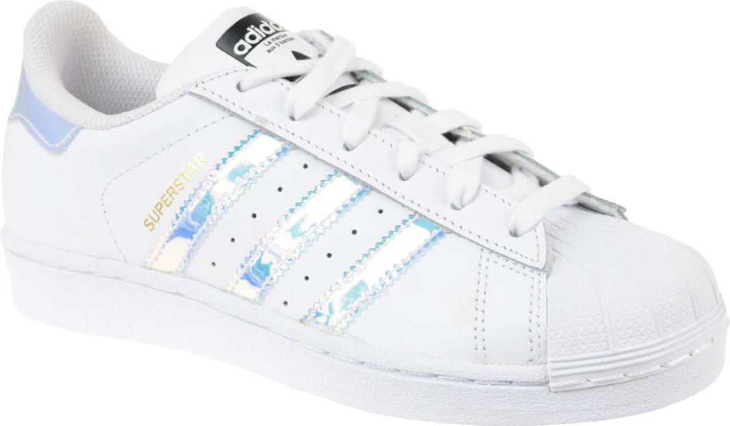 86026753 Adidas Buty damskie Superstar J białe r. 38 (AQ6278) w Sklep-presto.pl
