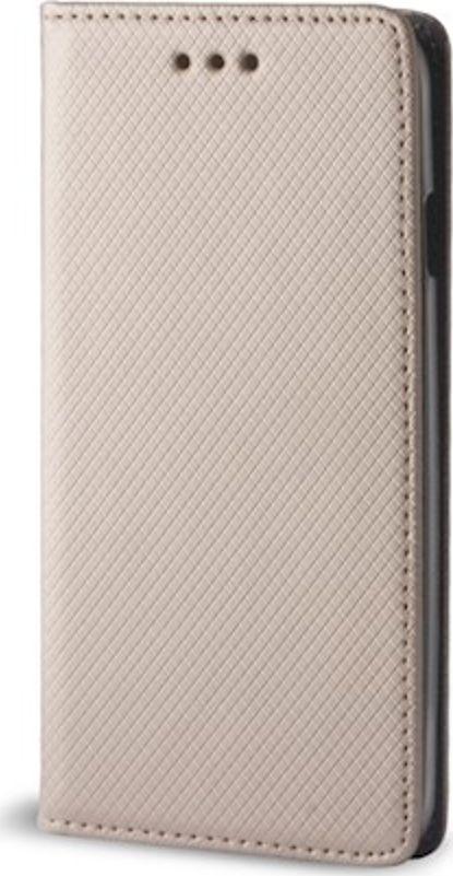 TelForceOne Pokrowiec Smart Magnet do Nokia 3.1 złoty 1