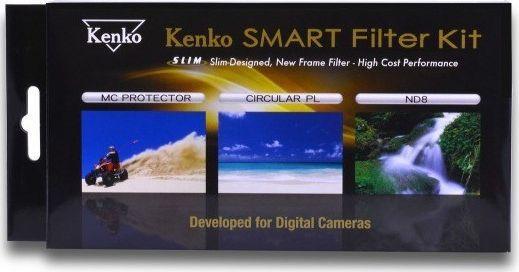 Filtr Kenko Kenko zestaw filtrów 55mm 1