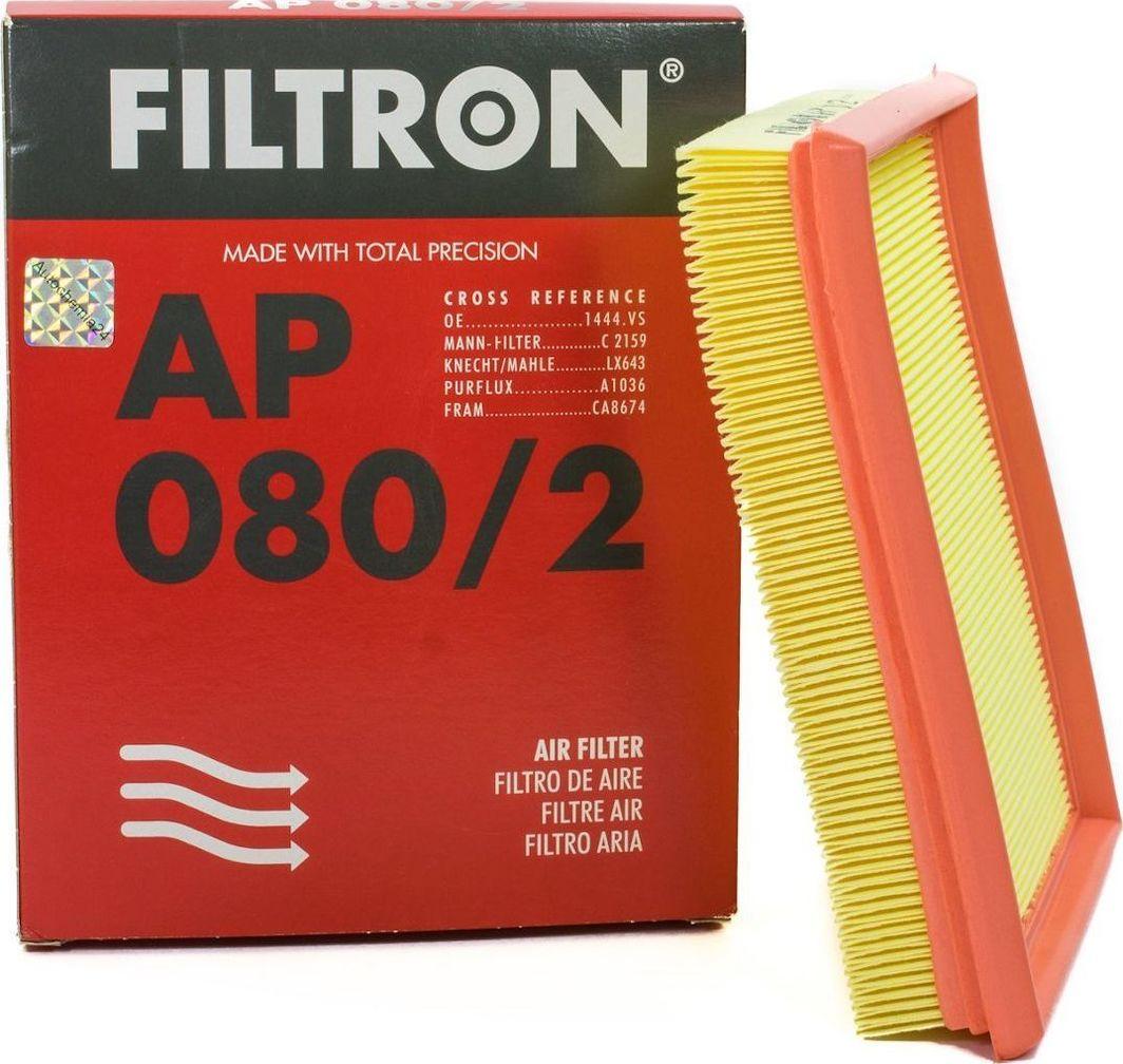 Filtron 080/2 AP FILTR POWIETRZA CITROEN,PEUGEOT 1