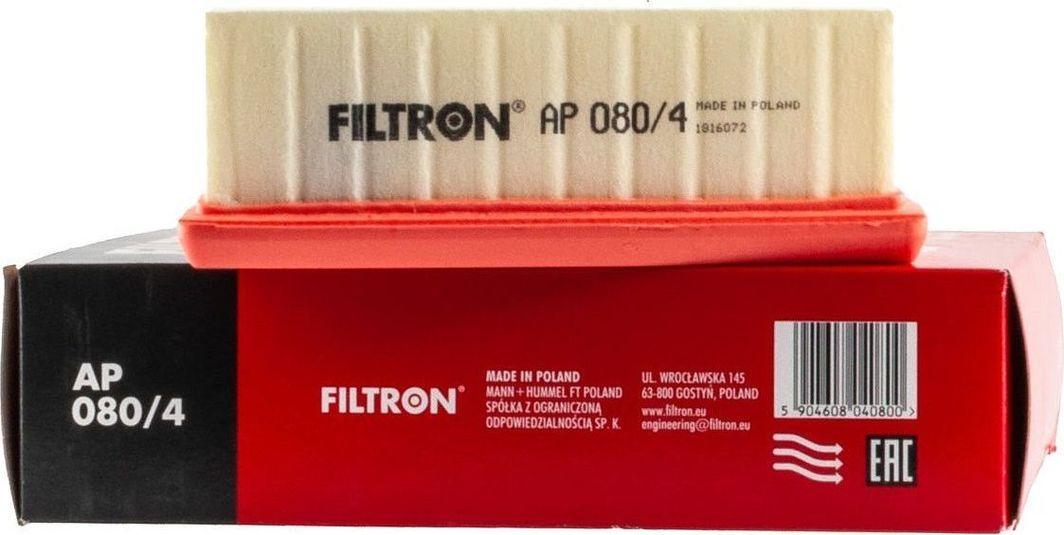 Filtron 080/4 AP FILTR POWIETRZA CITROEN,PEUGEOT 1