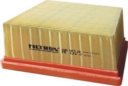 Filtron Filtr Powietrza Ford Fiesta 1.25-1.6TDCI 08-(AP151/5) 1
