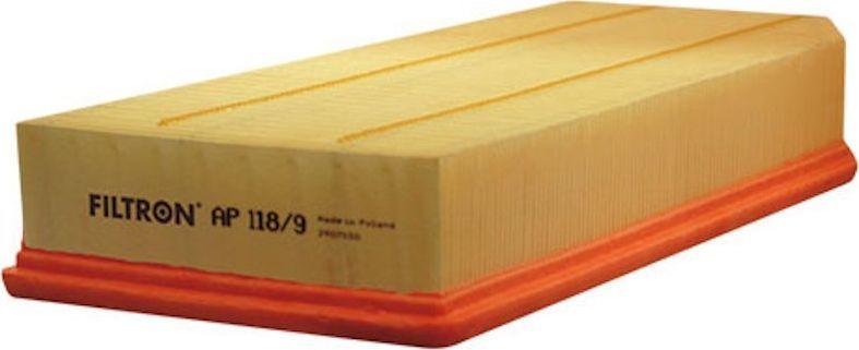 Filtron 118/9 AP FILTR POWIETRZA MERCEDES C200,C220, C270 1