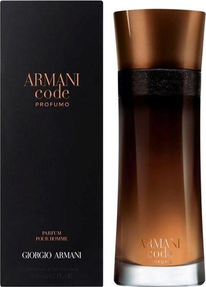 Giorgio Armani Code Profumo Pour Homme EDP spray 200ml 1