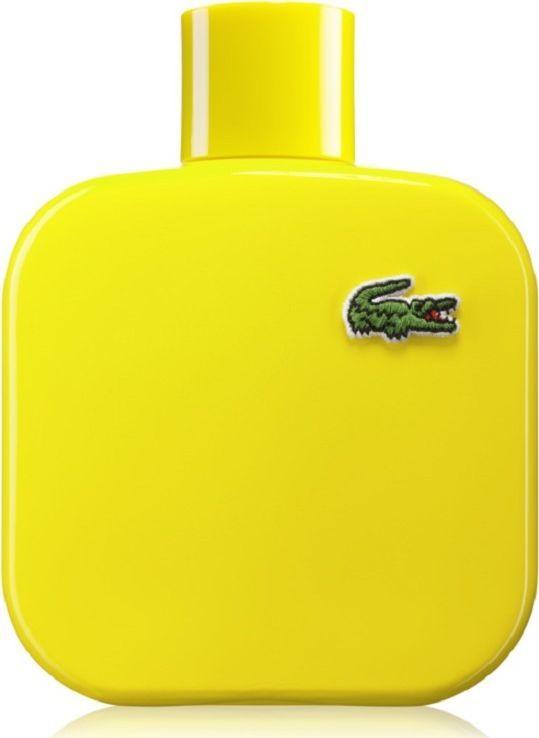 lacoste eau de lacoste l.12.12 jaune