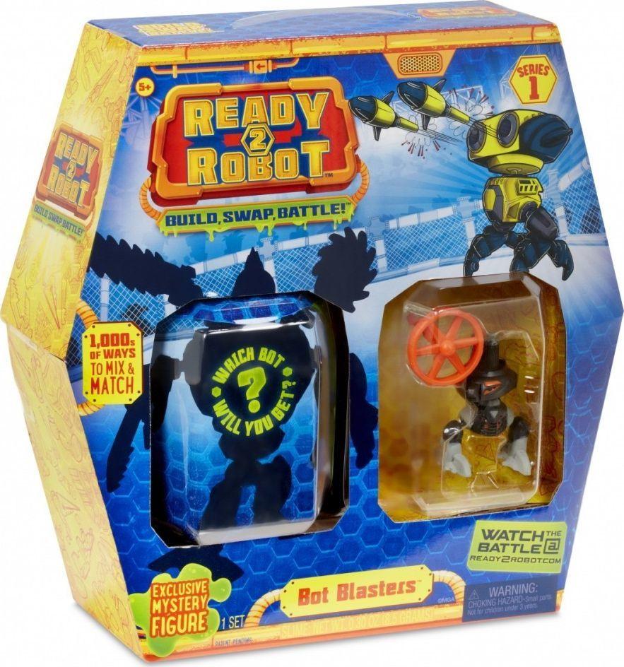 MGA Ready2Robot Bot Blasters- Style 3 1