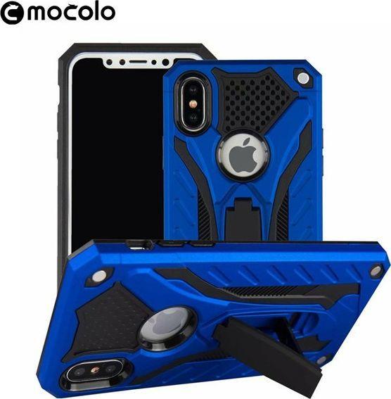 Mocolo ONYX DEFENCE CASE IPHONE X / XS NIEBIESKIE 1