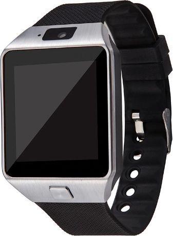 Smartwatch GSM City Czarny  1