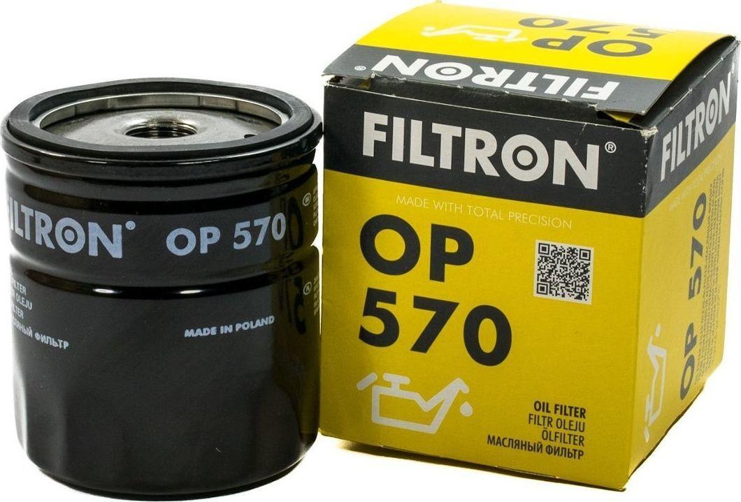 Filtron FILTR OLEJU OPEL (NOWY TYP) /KARTONIK/ 1
