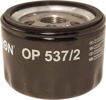 Filtron Filtr Oleju Stilo/Multipla 1.9 JTD (OP537/2) 1