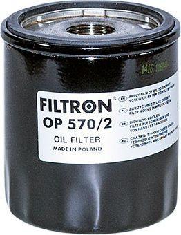 Filtron Filtr Oleju Astra K /Mokka X (OP570/2) 1