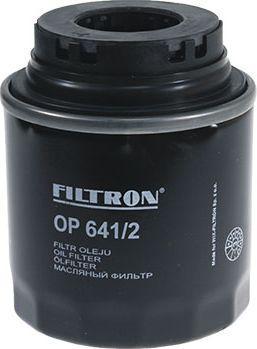 Filtron Filtr Oleju VW Golf VI 1.2-1.4 TFSI 10-(OP641/2) 1