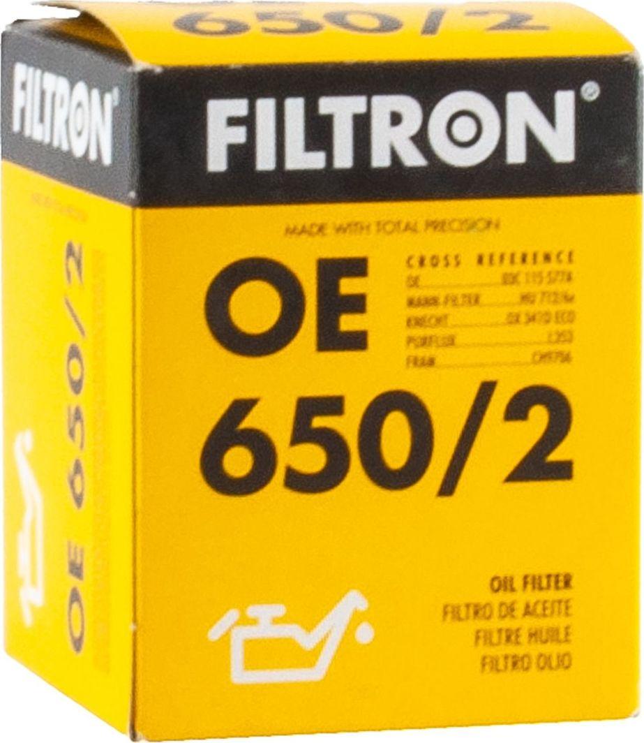 Filtron FILTR OLEJU GOLF V 1.4-2.0 FSI 03- 1