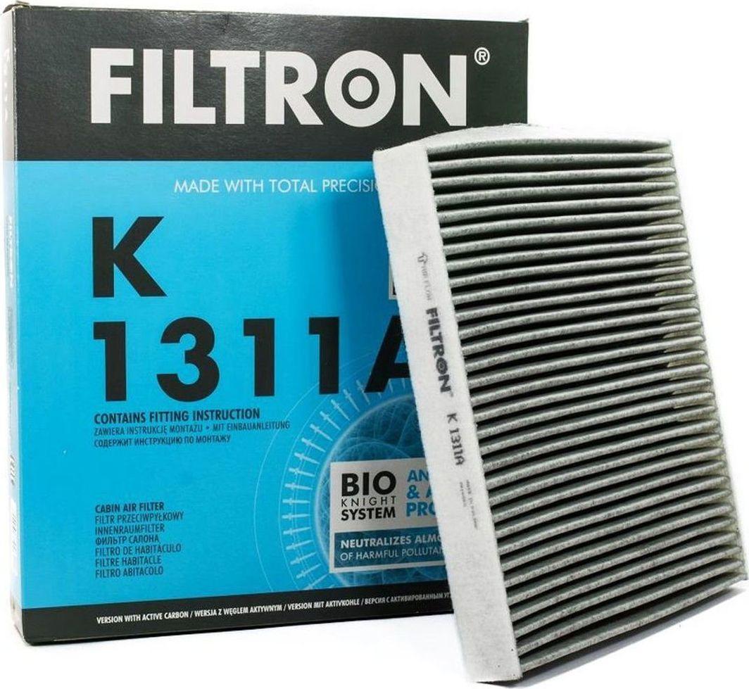 Filtron FILTR PYŁKOWY KABINY GOLF VII 12- /WEGLOWY/ 1
