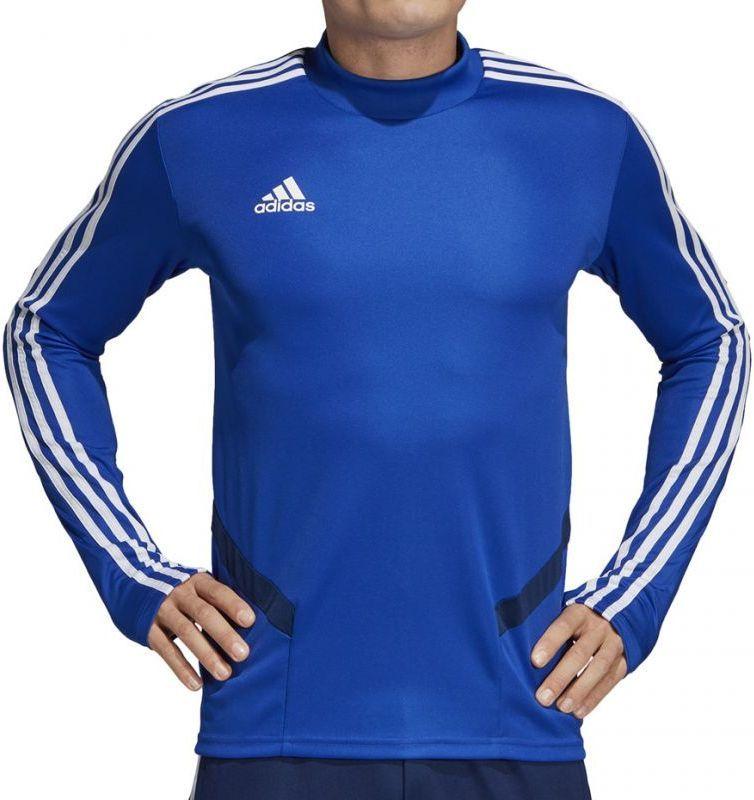 Adidas Bluza piłkarska Tiro 19 Training Top M niebieska r. M (DT5277) ID produktu: 5362243