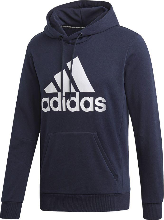Adidas Bluza męska MH BOS PO FT granatowa r. S (DT9943) ID produktu: 5362393
